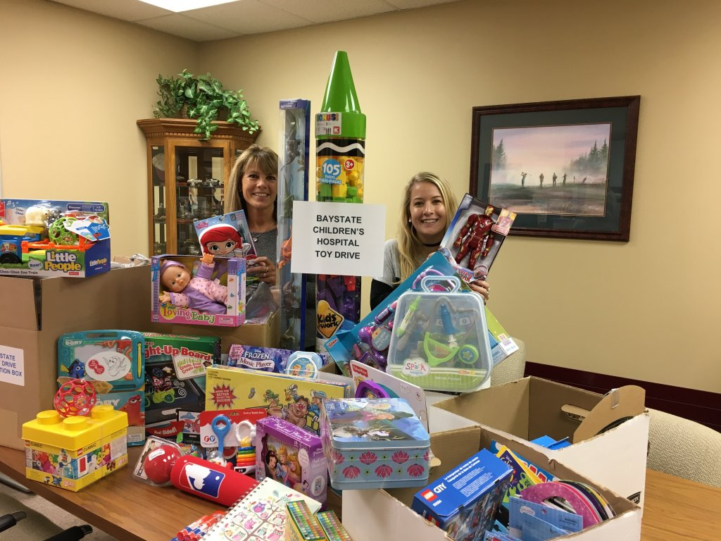 Toys for Baystate | Tunstall