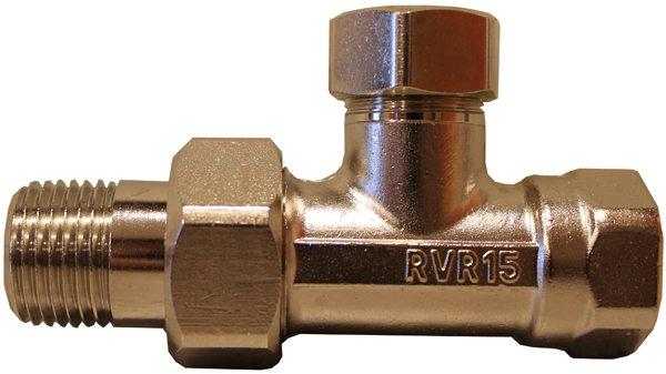 valves - union shut-off valves   rvv