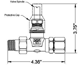 Valves - Differential Pressure Valve DR 15 | Tunstall